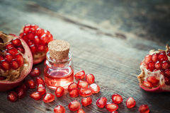 Pomegranate Seed Oil Treatment