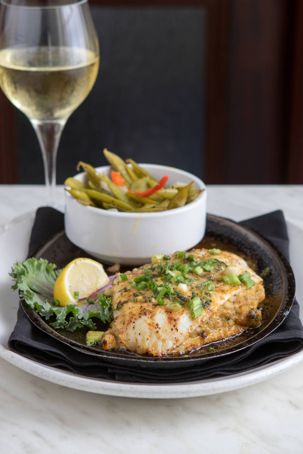 National Seafood Month with Deanie's Restaurant